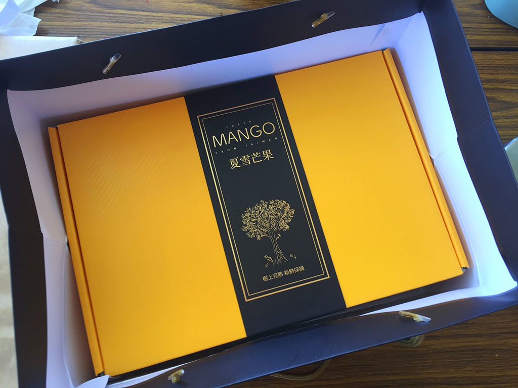 芒果,夏雪芒果,游游農產,芒果禮盒,夏雪禮盒