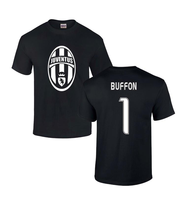 competitive price 6db3e 2601a Gildan Juventus 16/17 Gianluigi Buffon Soccer T Shirt
