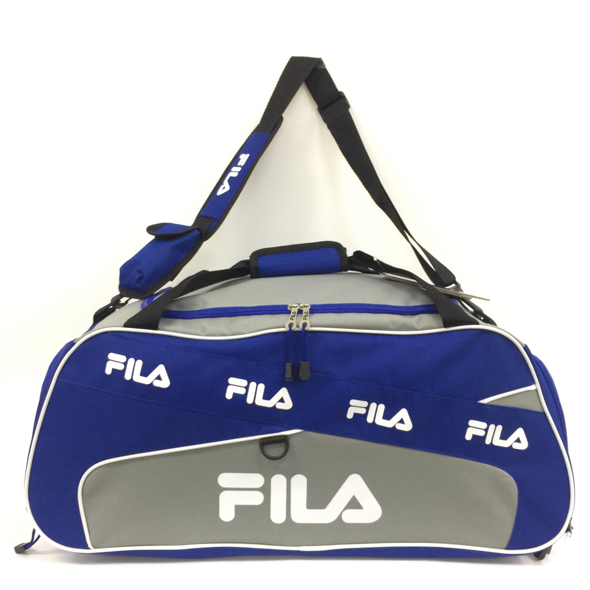 Fila Medium Travel Bag cf3716c318fd3