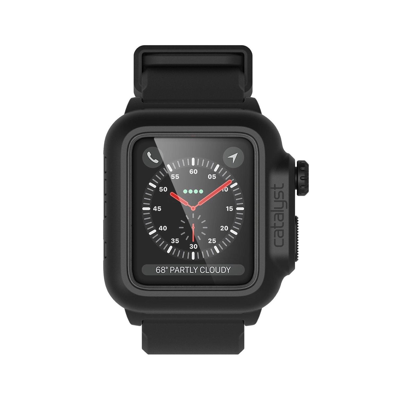 1. Catalyst Apple Watch IP68 防水軍規防震超輕量保護殼/42mm(3/2 代通用)
