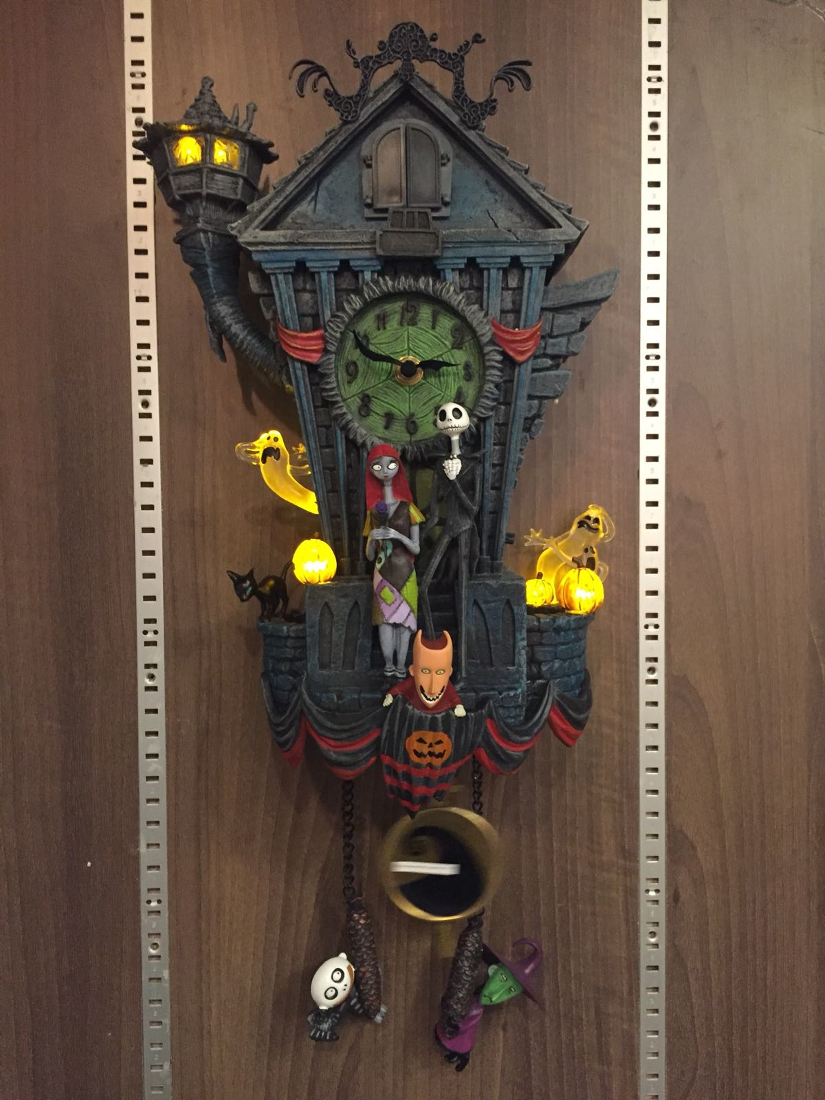 聖誕禮物系列- Cuckoo Clock: Tim Burton\'s The Nightmare Befor