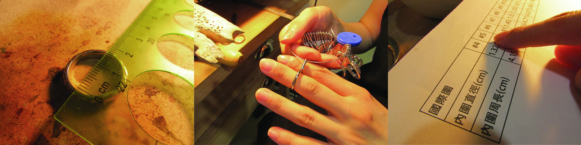 mittag jewelry|戒指圍尺寸測量方法