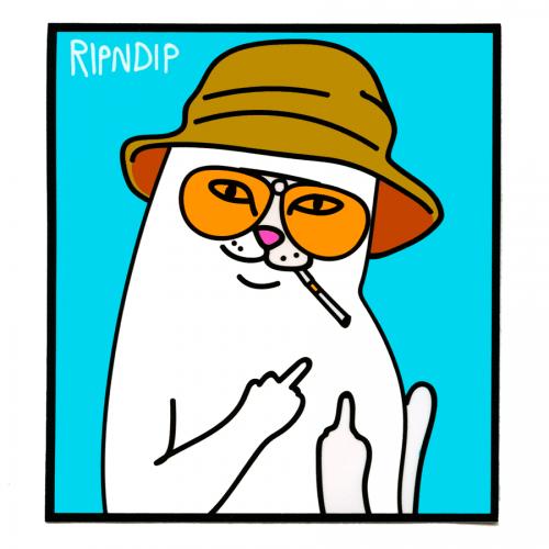 RIPNDIP 中指貓 香港 店 鋪 Shop 門市 專門店