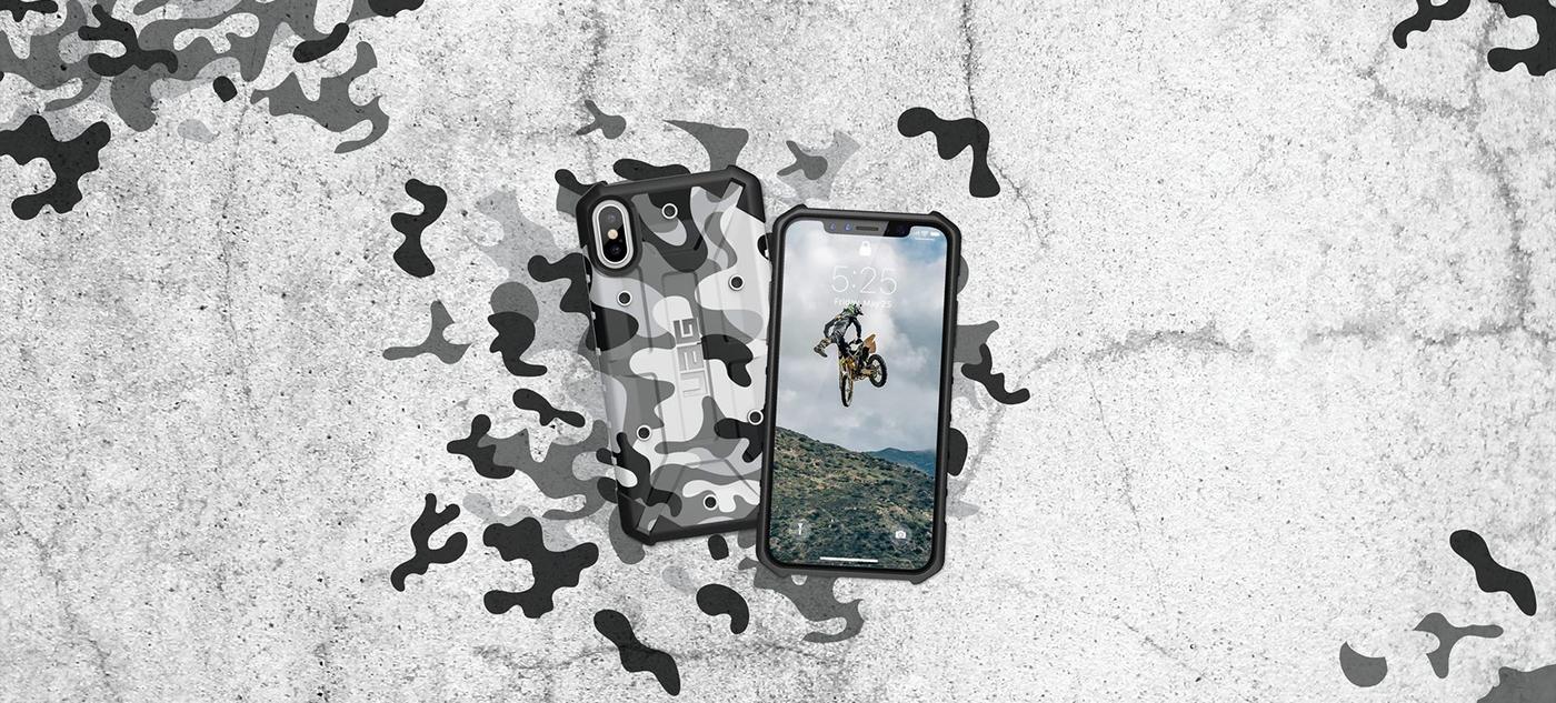 蘋果瘋正品配件專賣店-UAG手機殼