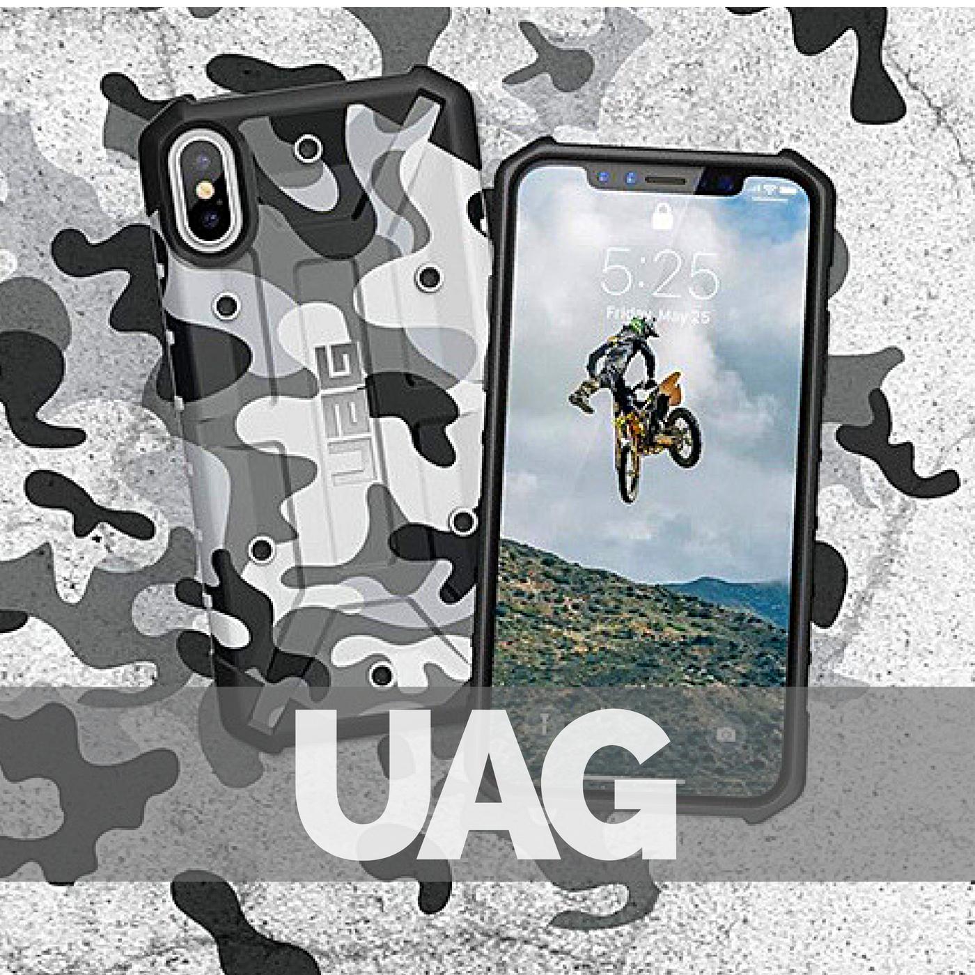 UAG 全系列|美國軍規防摔認證・好安心
