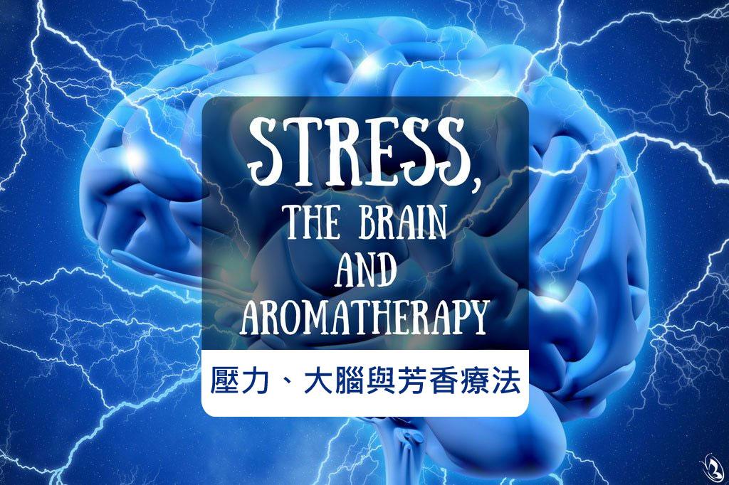 壓力與芳香療法