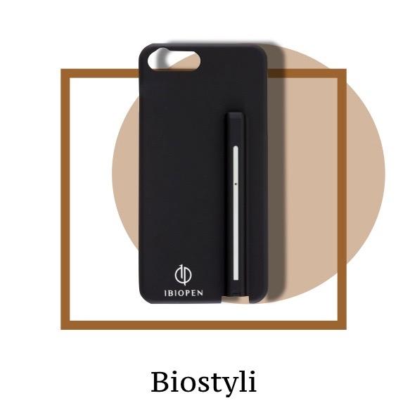 IBIOPEN Biostyli 手機殼觸控筆