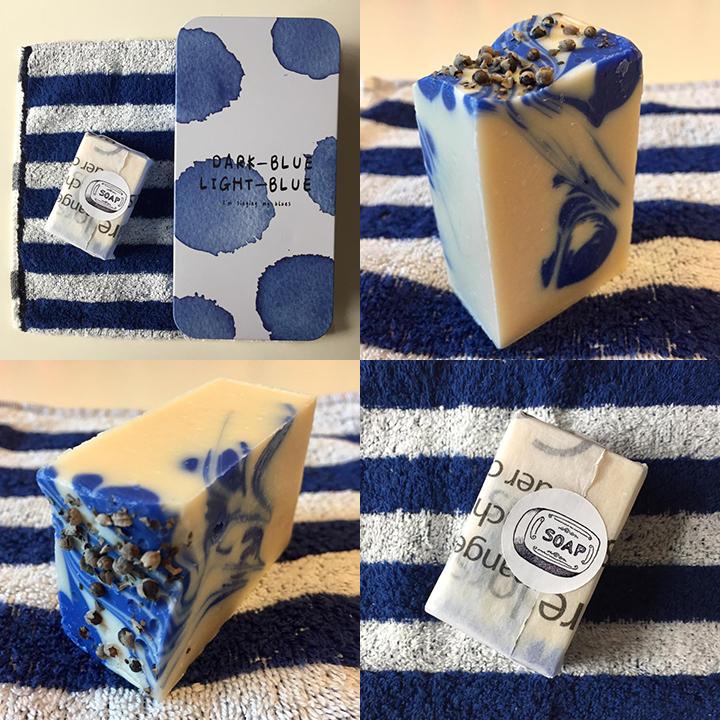 Natural Whale 澳洲冷製天然手工皂,適合中性及油性肌膚 , 6款不同天然手工皂組合