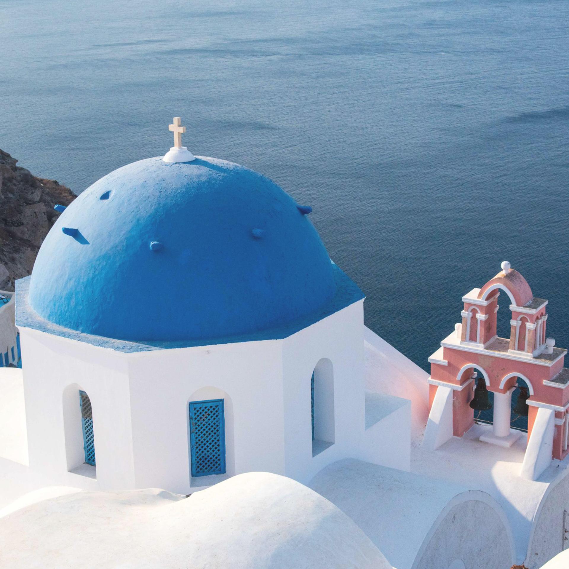 希臘旅遊跳島半自由行14天