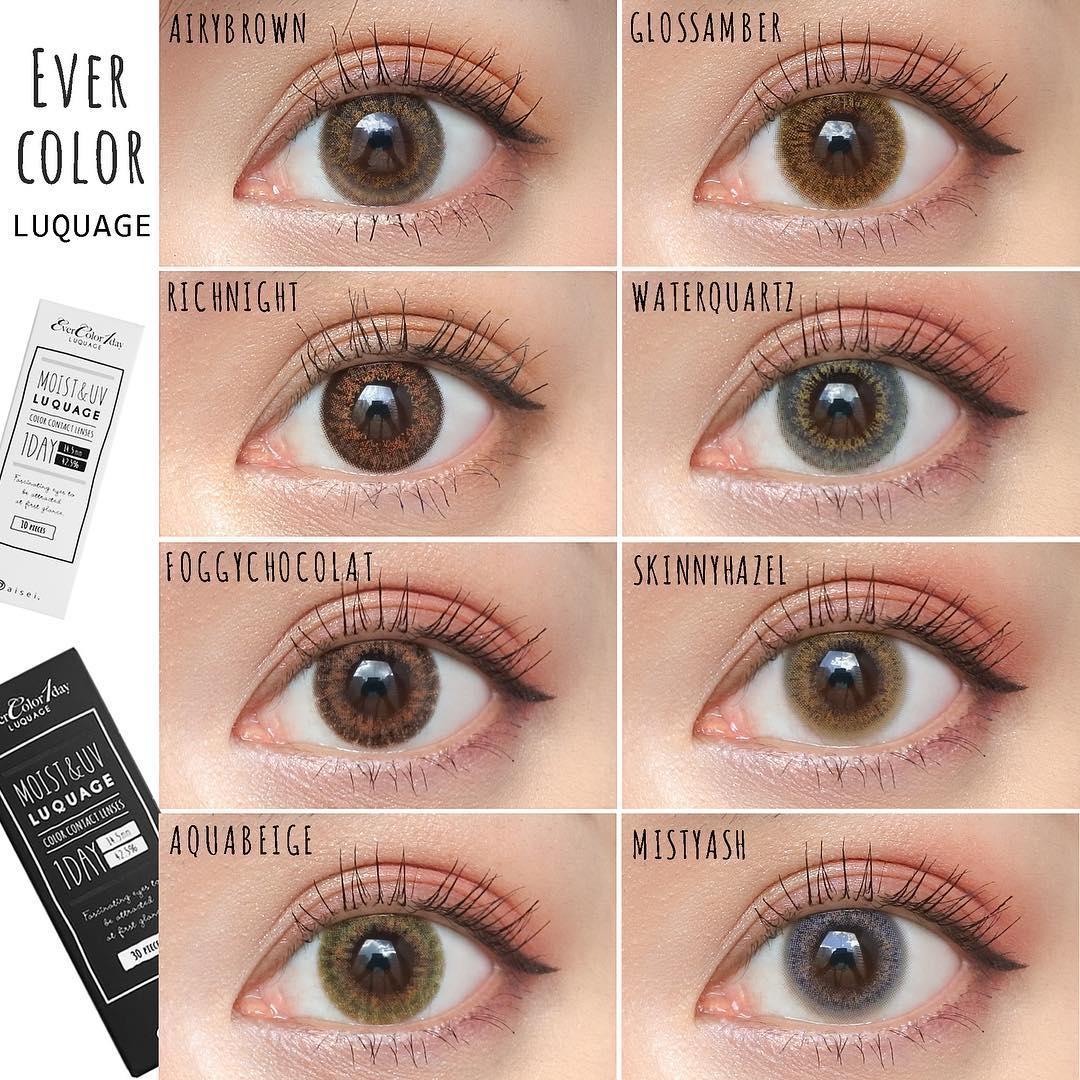 Evercolor Color Con隱形眼鏡