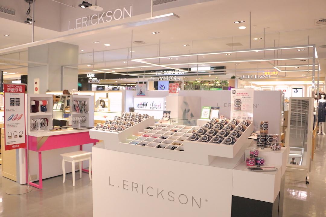 L. ERICKSON 新光三越中港店