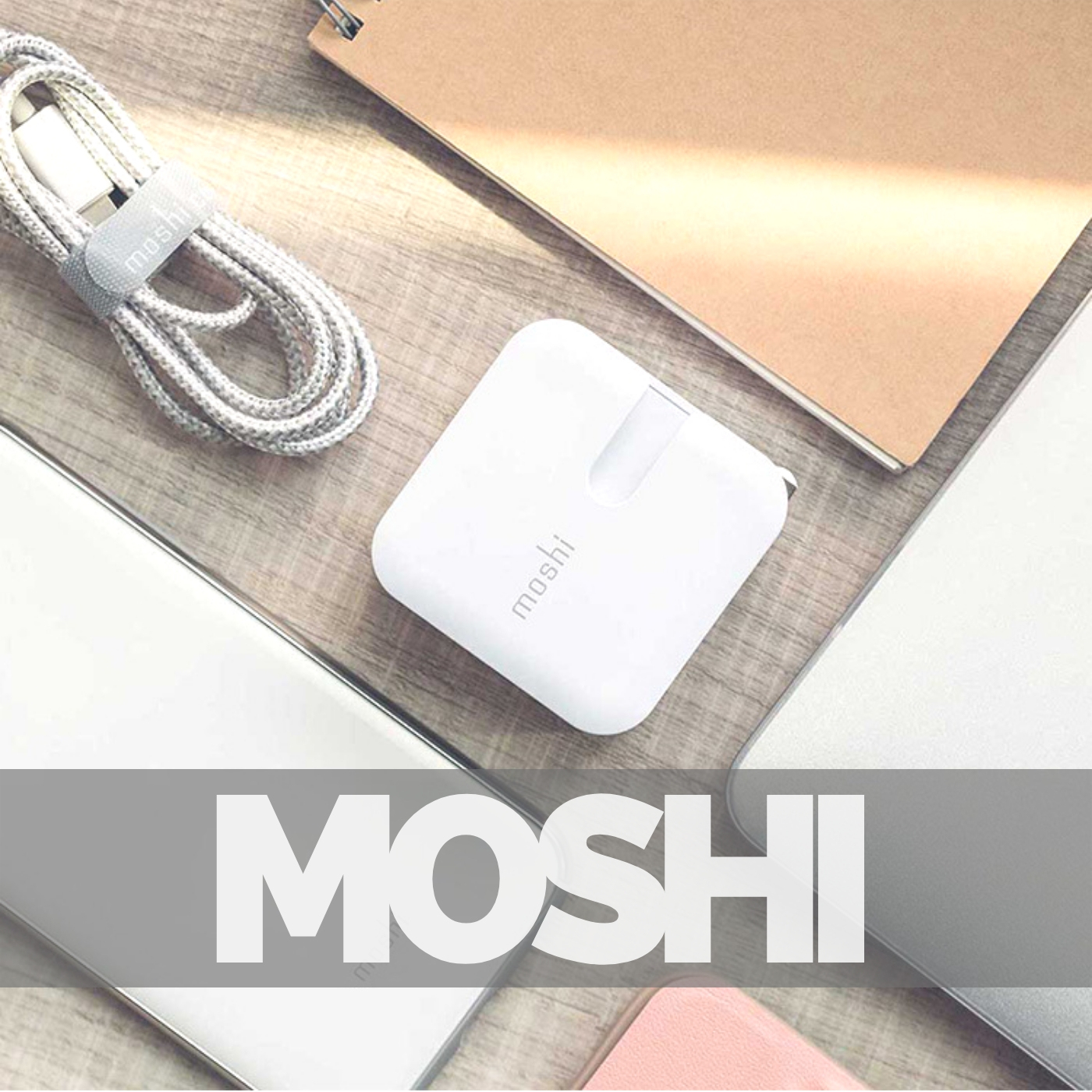moshi 全系列|美國獨創品牌・每個細節都精挑細琢