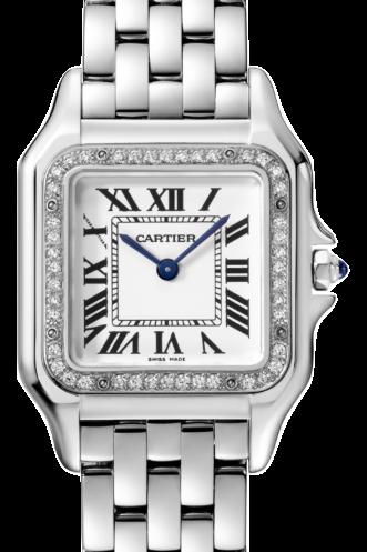 Cartier卡地亞手錶款式-PANTHÈRE 美洲豹系列精鋼.中型
