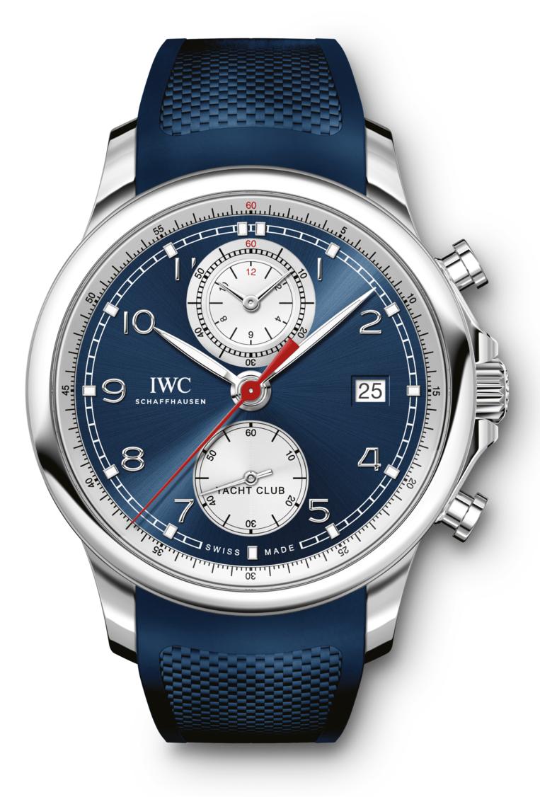 IWC萬國錶-遊艇俱樂部計時腕錶  PORTUGIESER