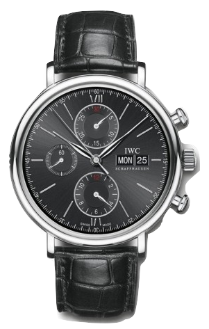 IWC萬國錶-波托菲諾計時腕錶  PORTOFINO CHRONOGRAPH