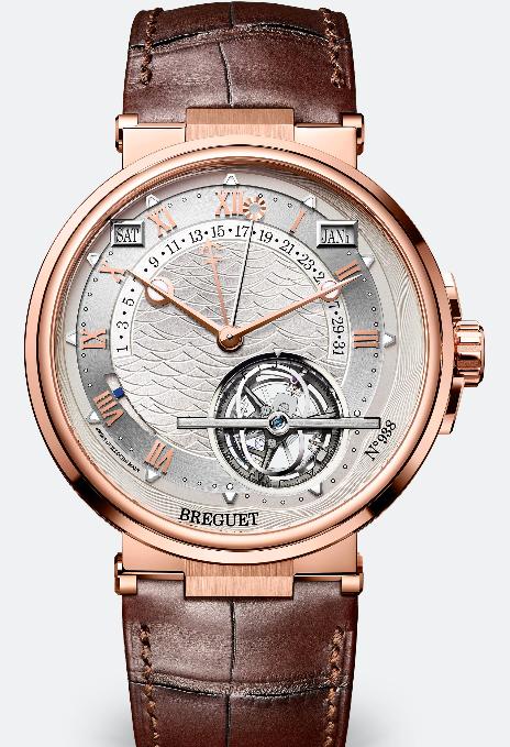 Breguet寶璣錶經典款式-Tradition  5887