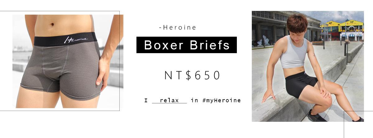 Heroine Boxer Briefs