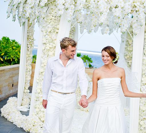 海外婚禮MuliaResortNusaSuaBali穆利雅度假村婚禮