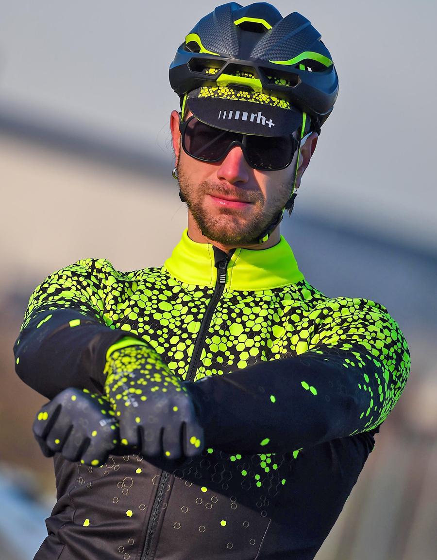 ZeroRH+ 義大利 LAB 男仕專業自行車外套