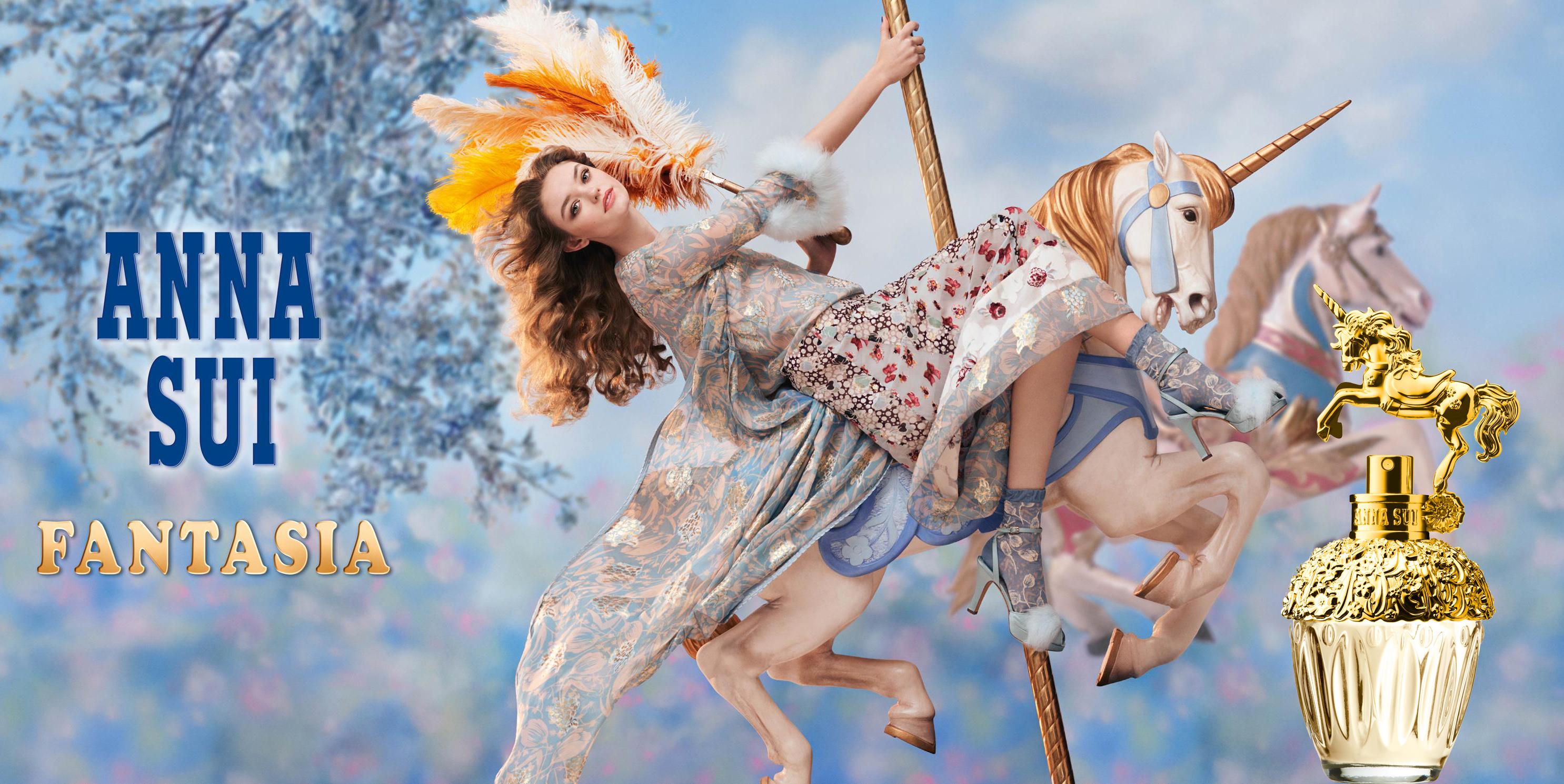Anna Sui Fantasia 童話獨角獸 香氛禮盒 獨家首賣