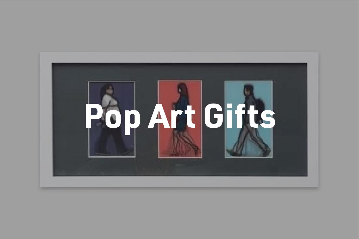 pop art gifts