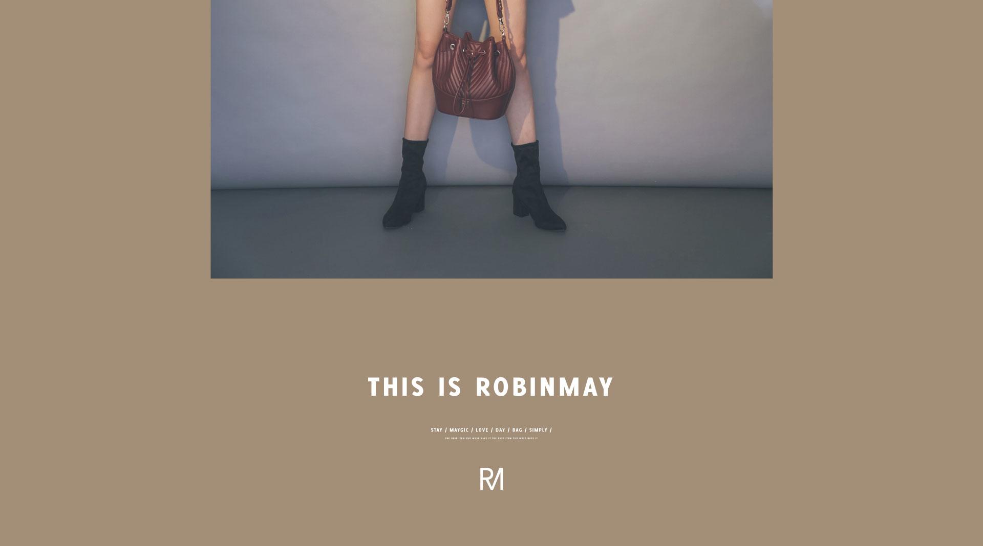 ROBINMAY,肩背包