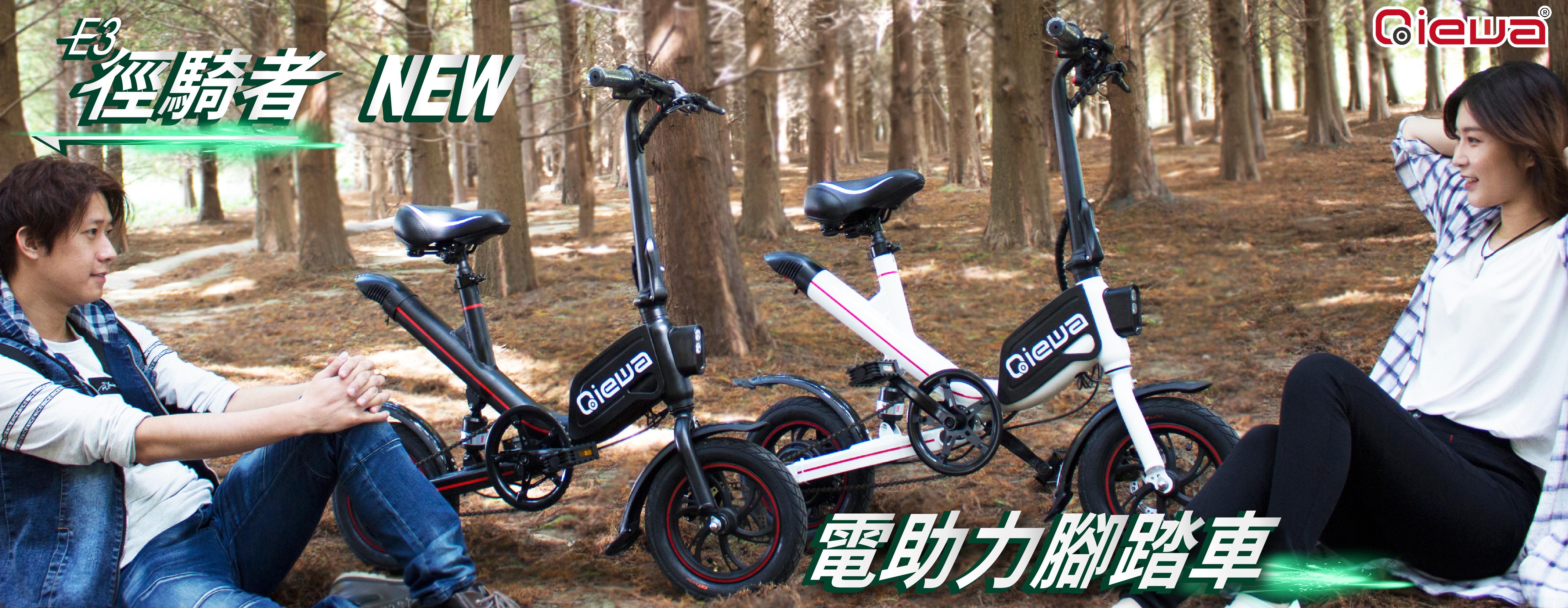 電動自行車,電動腳踏車