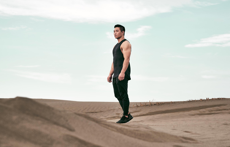 evolete-運動-訓練-背心-長褲