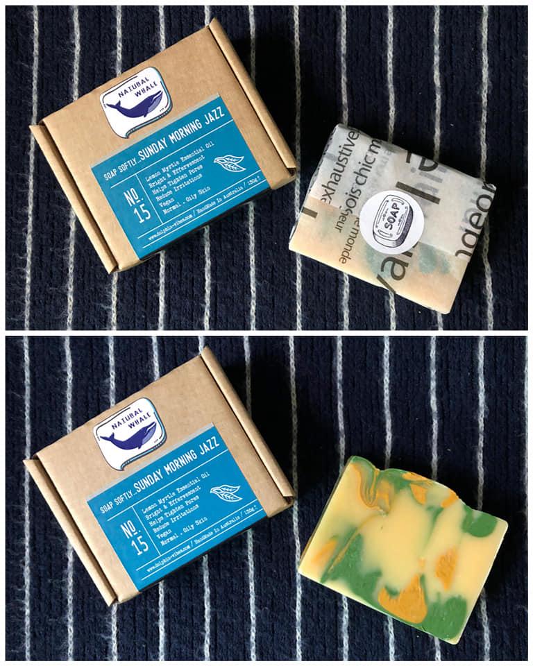 Natural Whale 全系列天然手工皂,檸檬香桃木,油性肌膚
