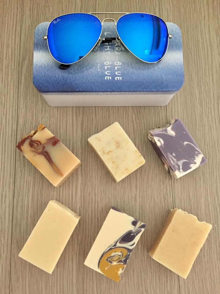 Natural Whale 澳洲冷製天然手工皂,檸檬香茅油,萊姆油,薑油,絲纖維,椰漿