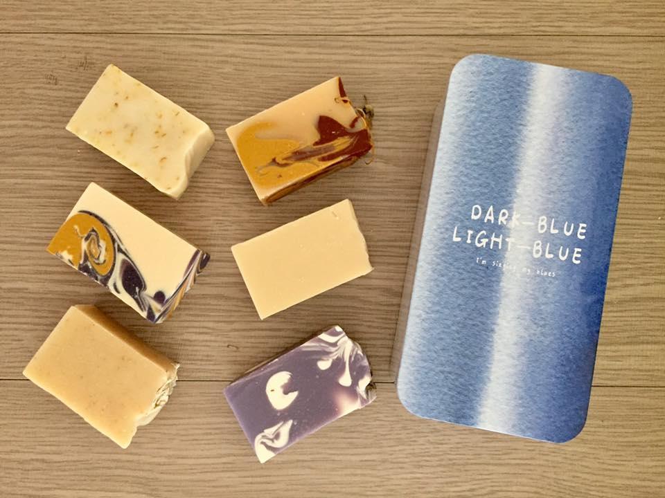 Natural Whale 澳洲冷製天然手工皂,適合中性 / 乾性肌膚的6款天然手工皂組合