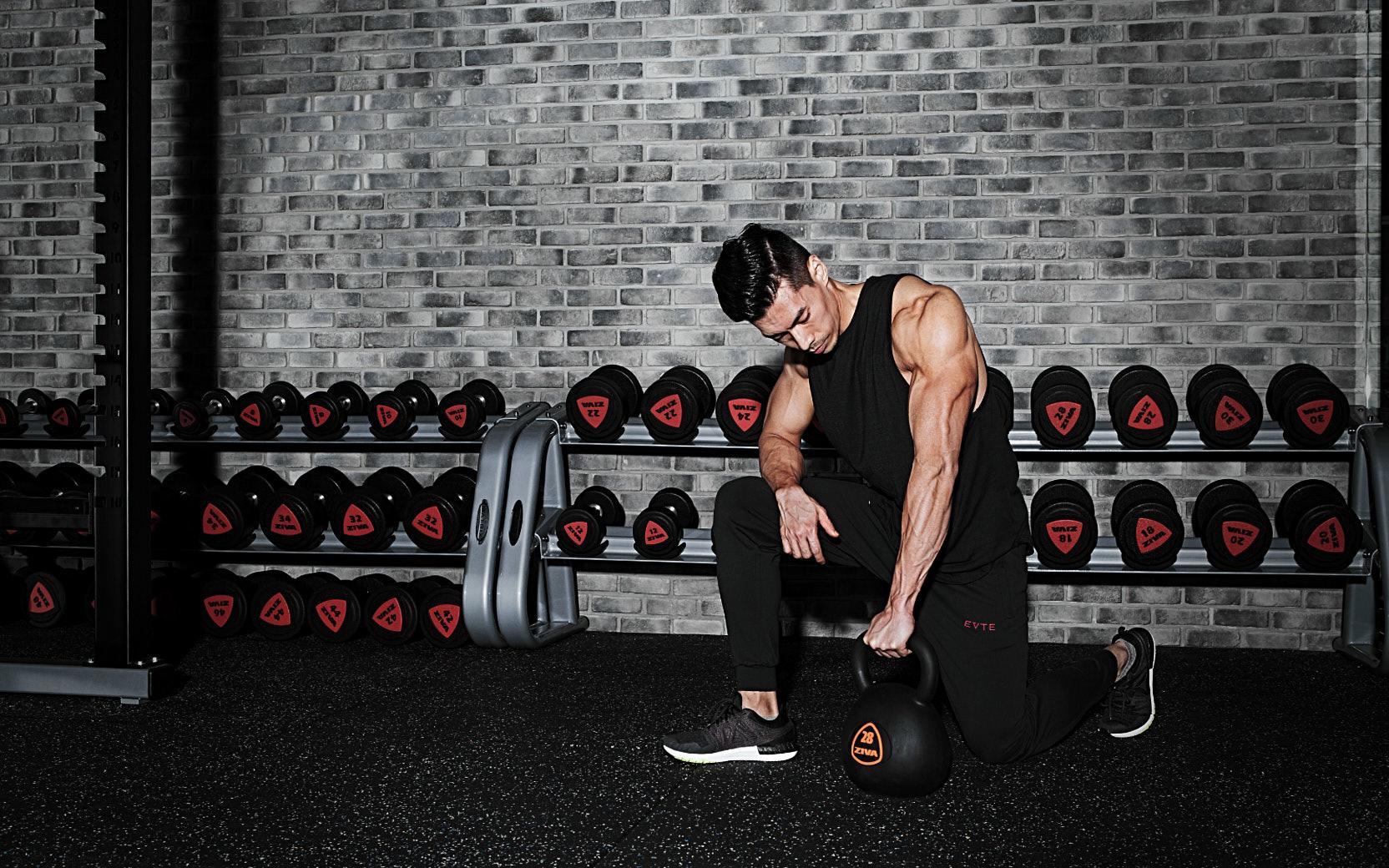 evolete-omni1.0-強延展性-健身-訓練