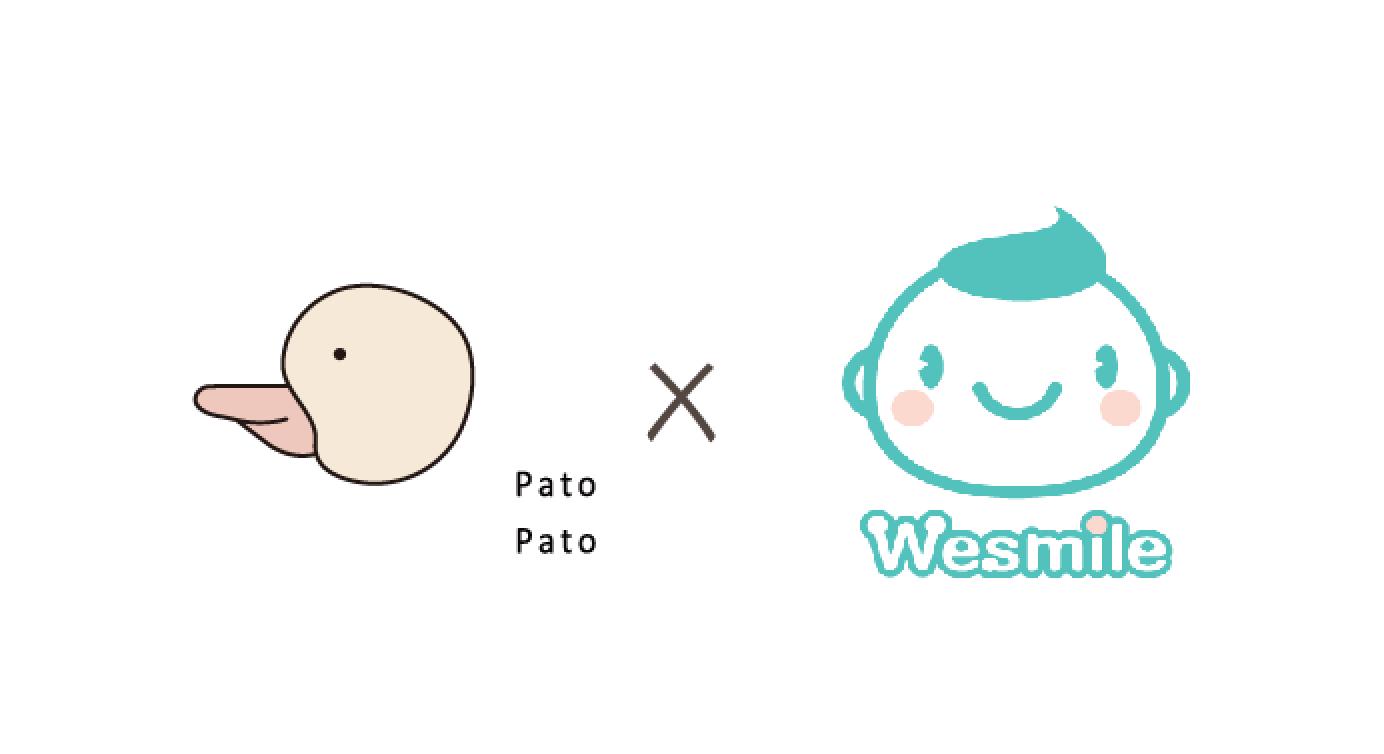 Pato Pato X Wesmile