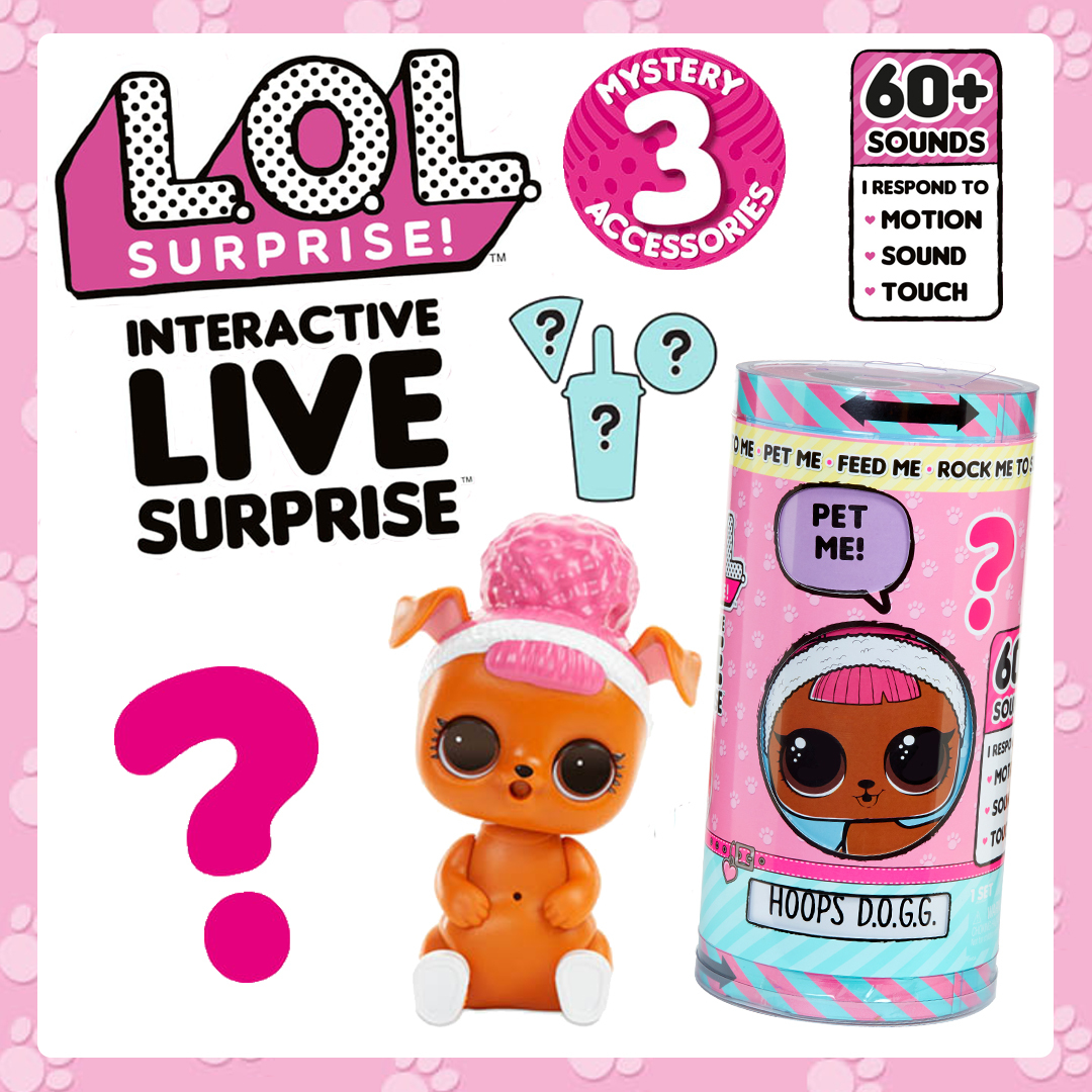 L.O.L. Interactive Live Surprise