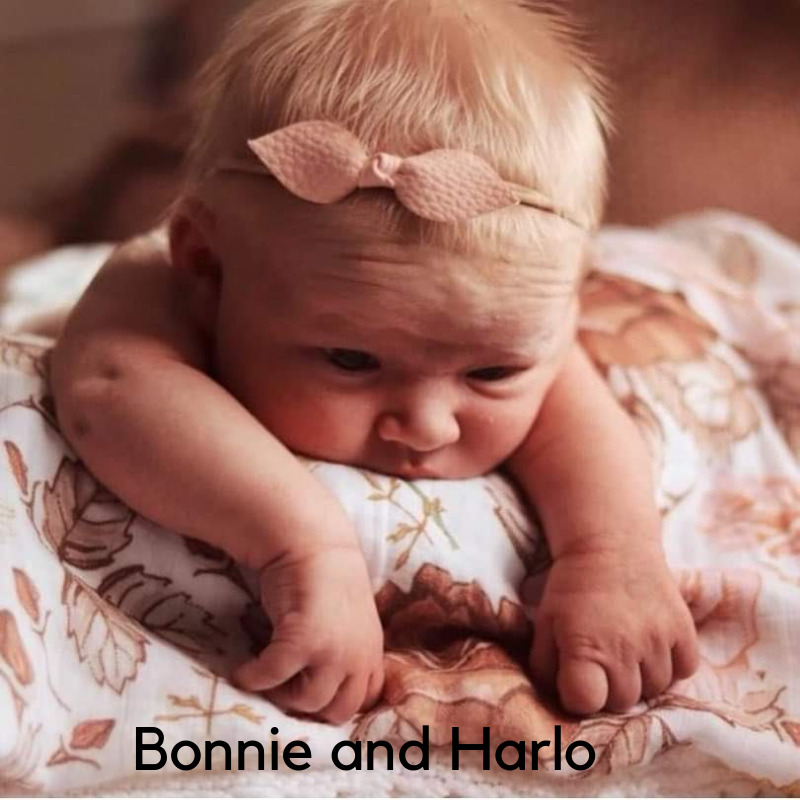 Bonnie and Harlo