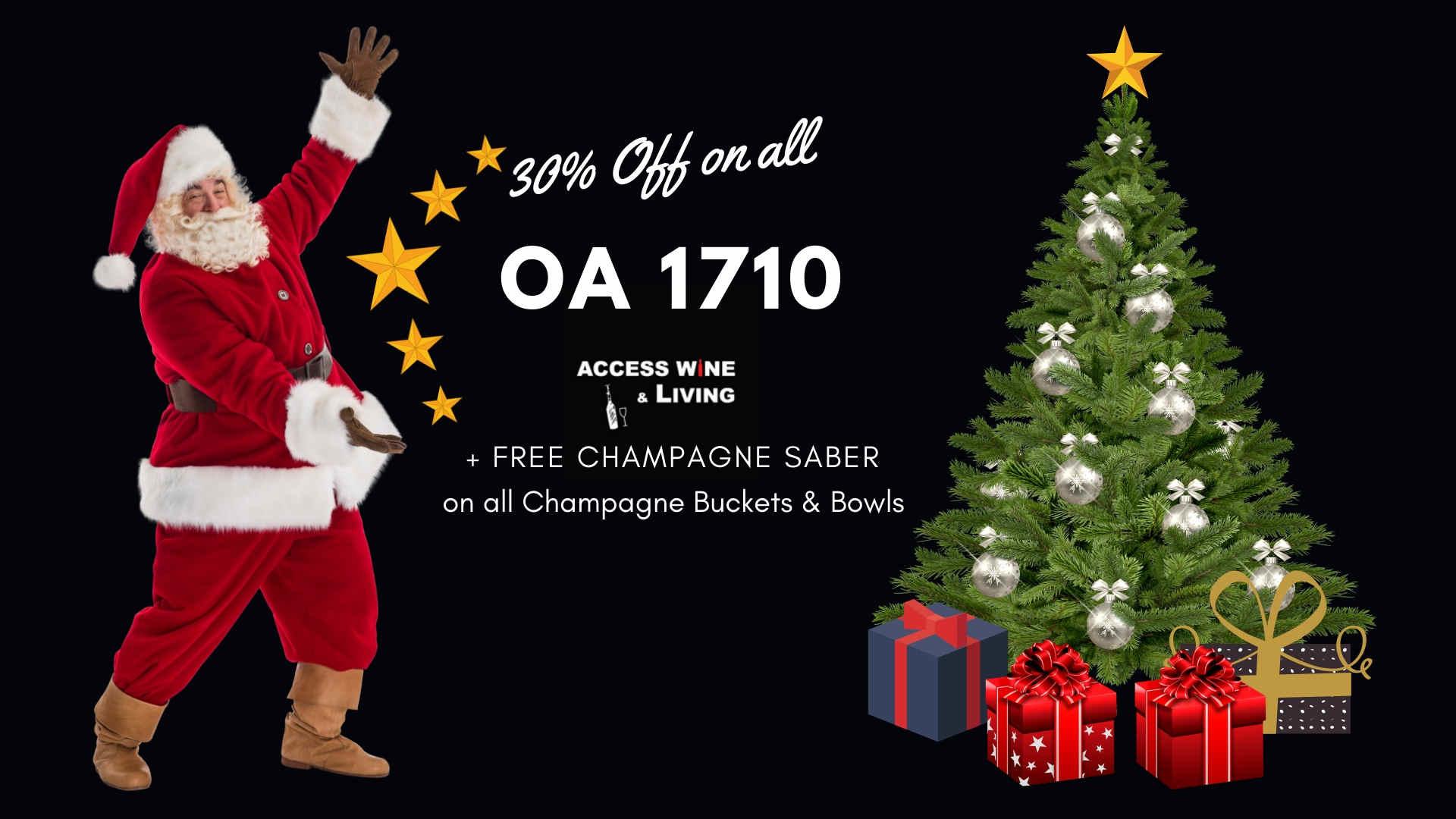 OA 1710 Christmas gift