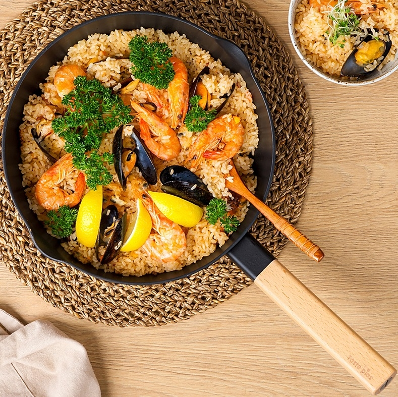 Taste Plus 西班牙海鮮飯