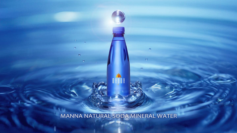 MANNA,瑪哪,天然蘇打,檸檬,氣泡,礦泉水,鹼性水