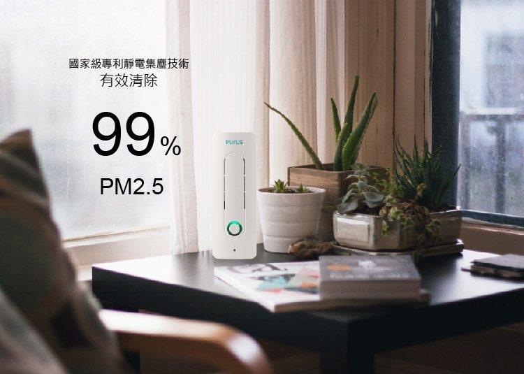 清除99%PM2.5