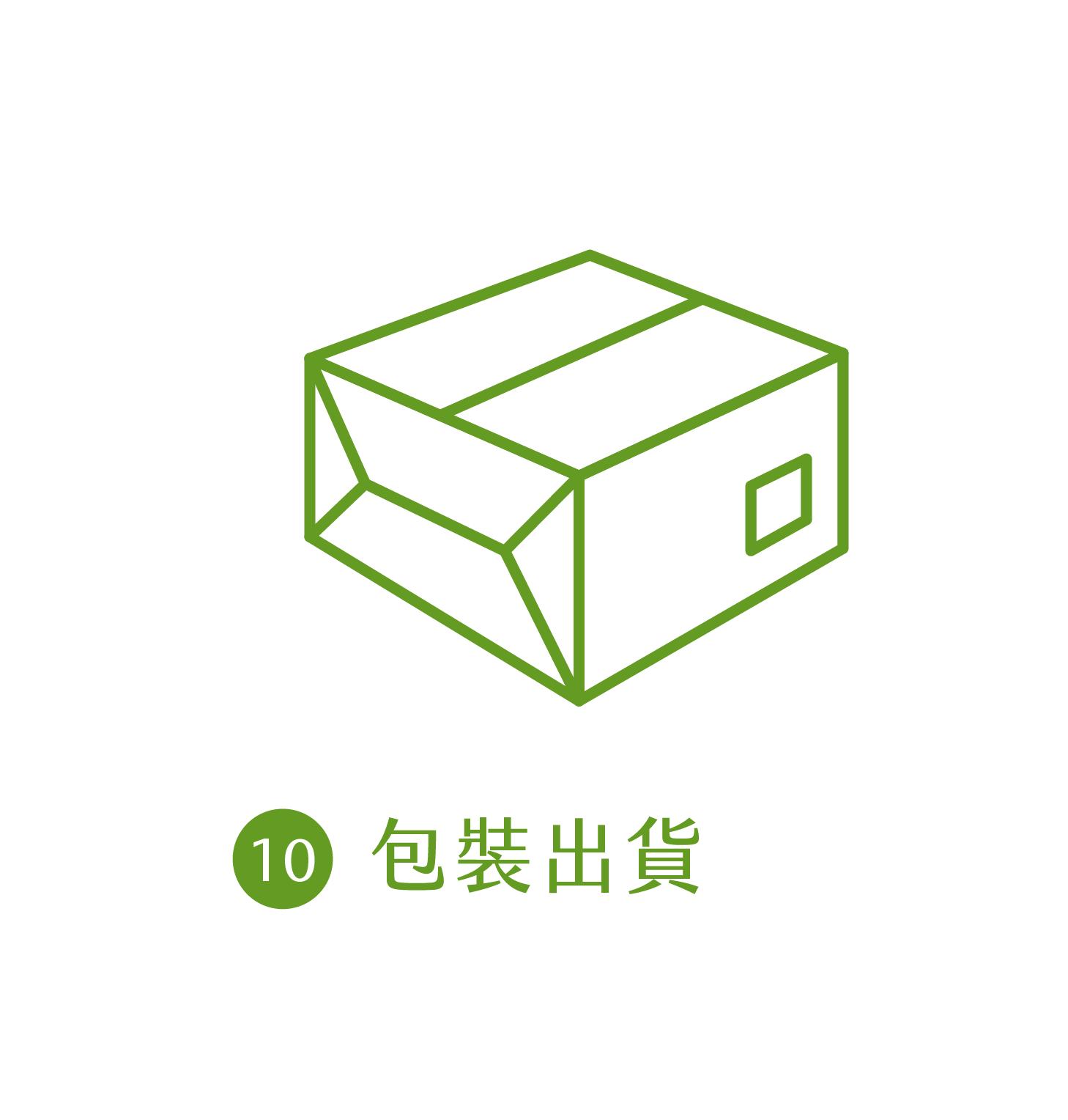 晁鎮茶苑古樹茶雨林製作流程包裝出貨