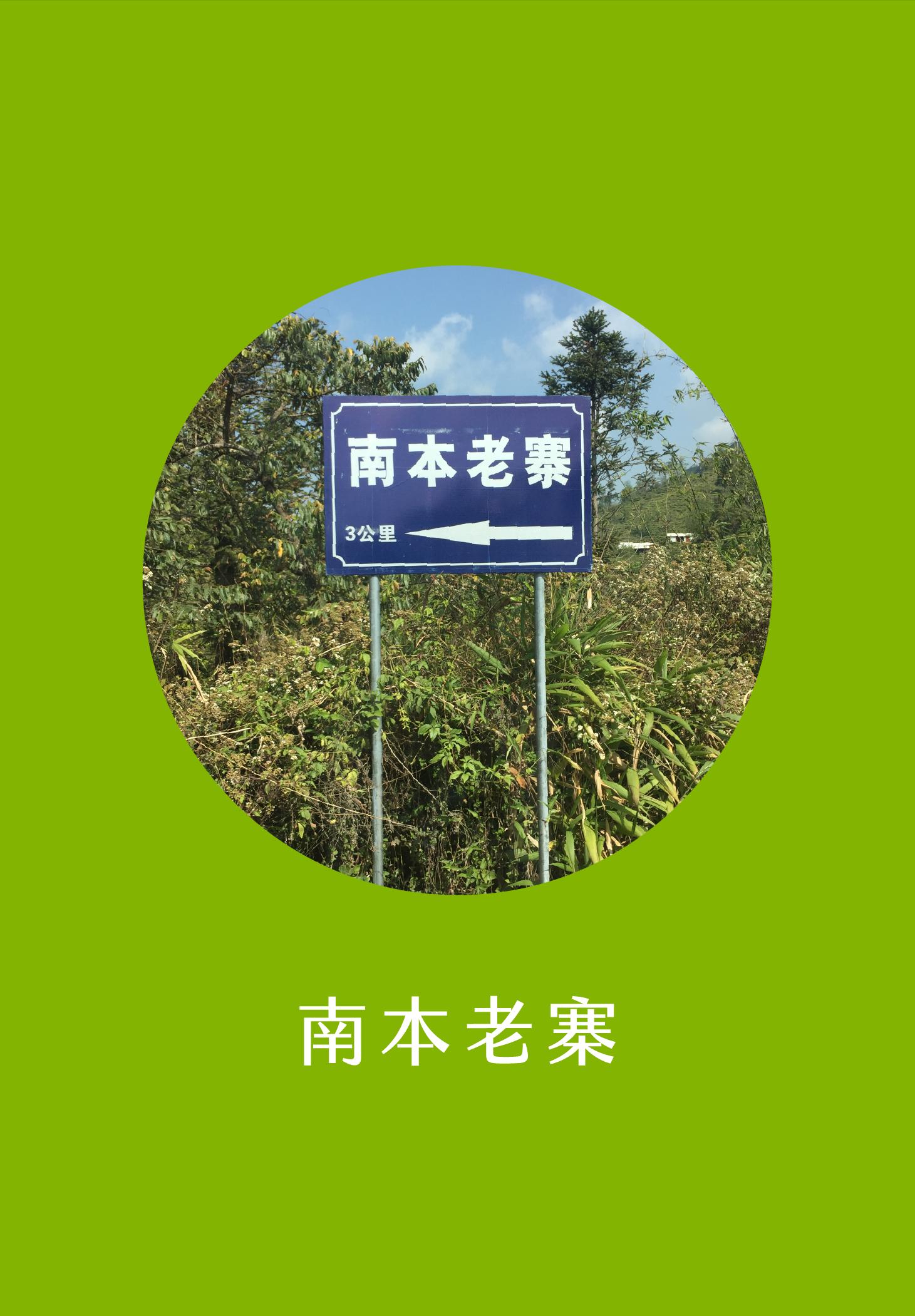 雨林南山老寨
