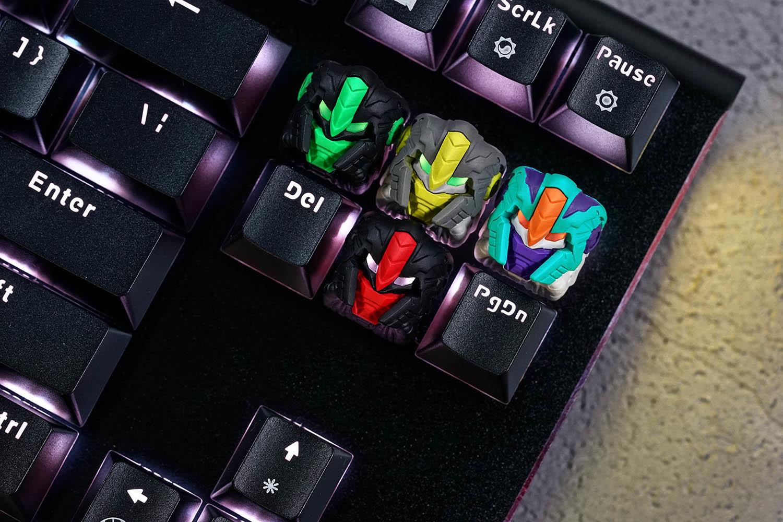 berserkerv2, keycap, hotkeysproject, gmk, original, design, mechanical keyboard