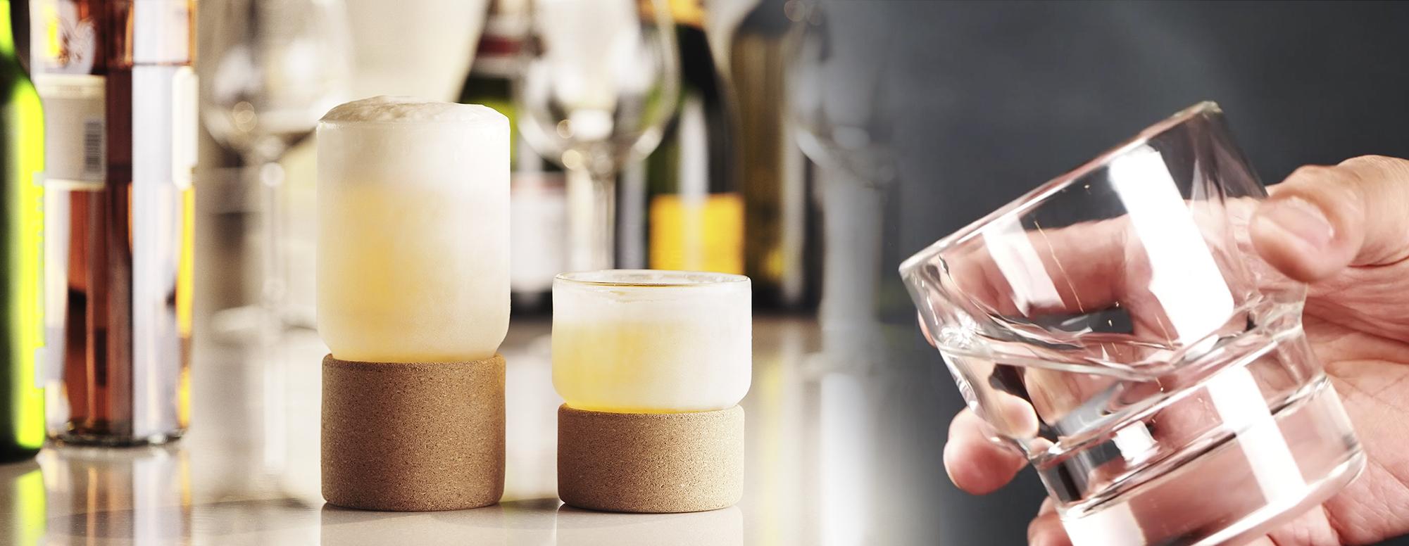 品牌介紹-雙層玻璃冰鎮杯