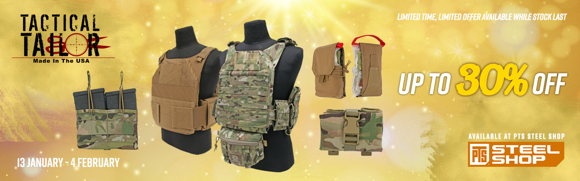 new years sales,tactical tailor,TT,free shipping