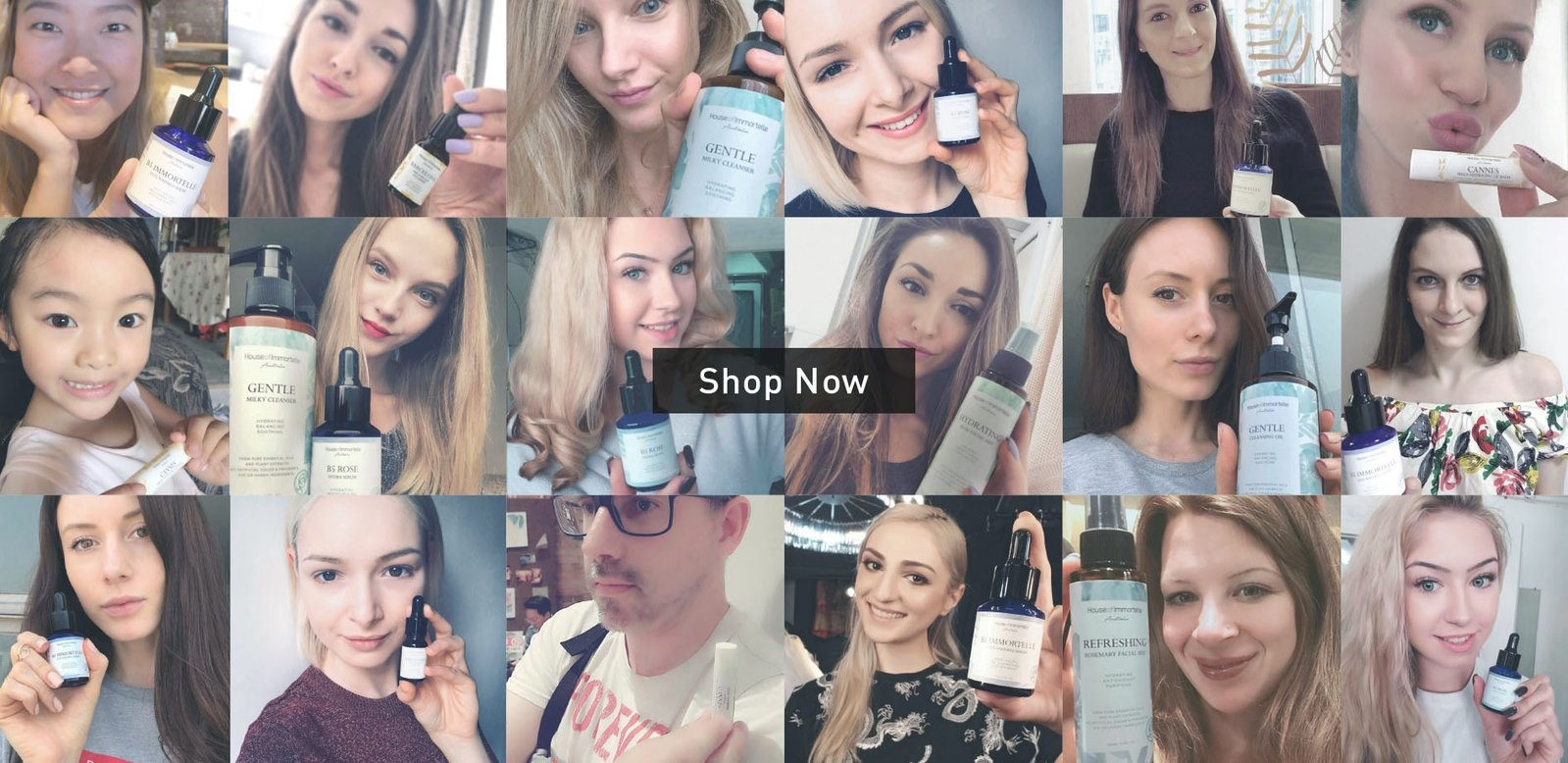 rose water, rose serum, beauty trend, house of immortelle