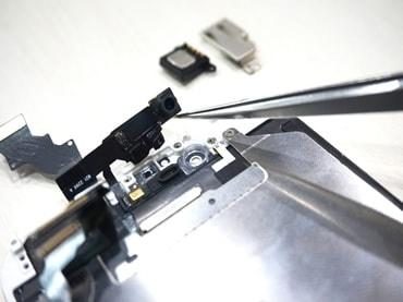 前鏡頭故障/黑畫面維修-光學相機模組