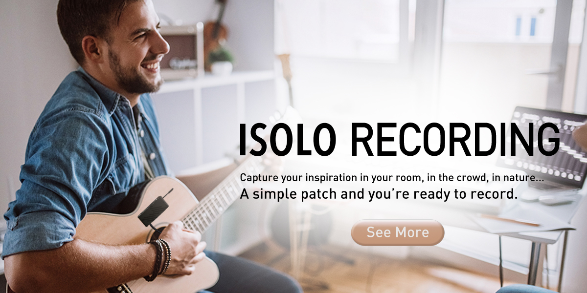 isolo-recording-collection
