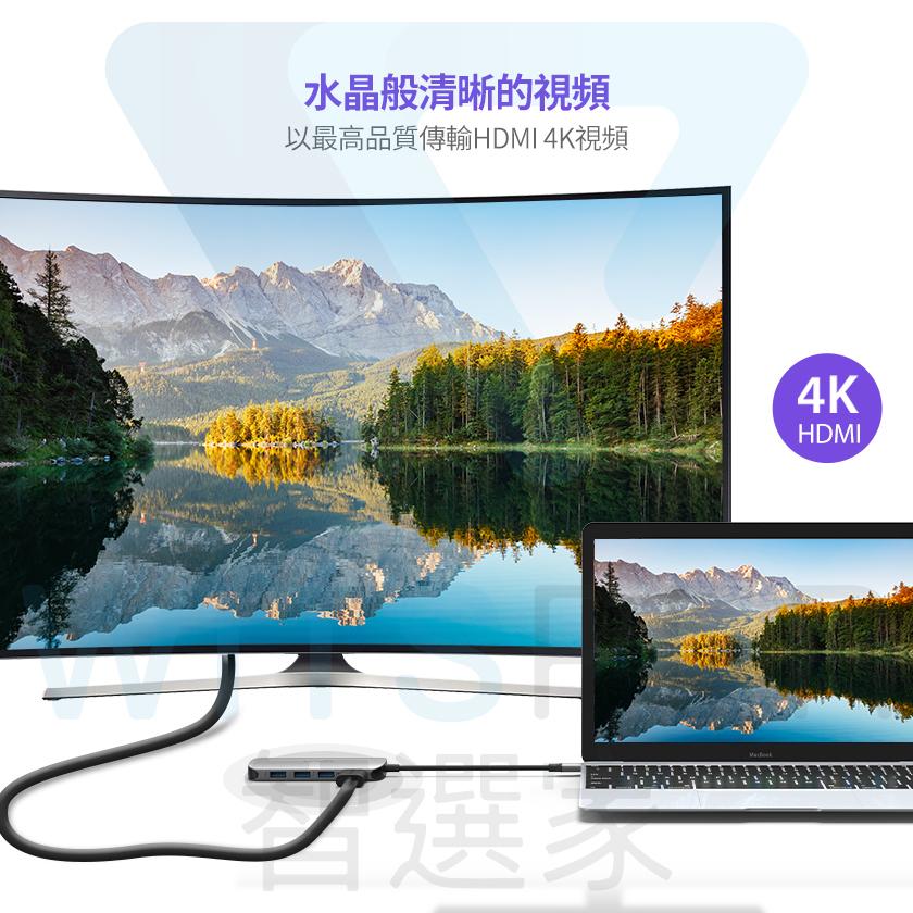 macbook hub 4k hdmi