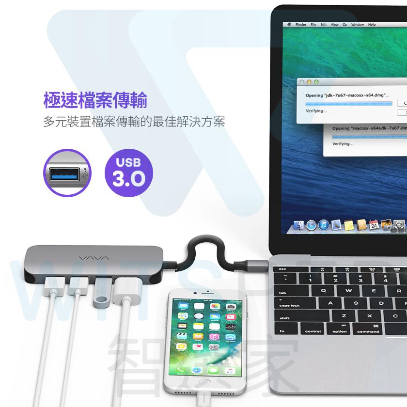 macbook hub usb