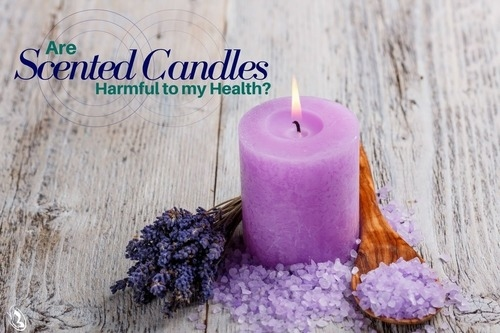香氛蠟燭對人體有害